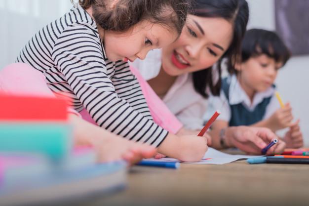 Trẻ nên đến trường sớm để hình thành kỹ năng