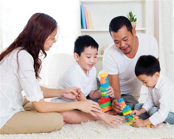 Hãy dành thời gian cho con, để bạn được sai và biết cách sửa lỗi