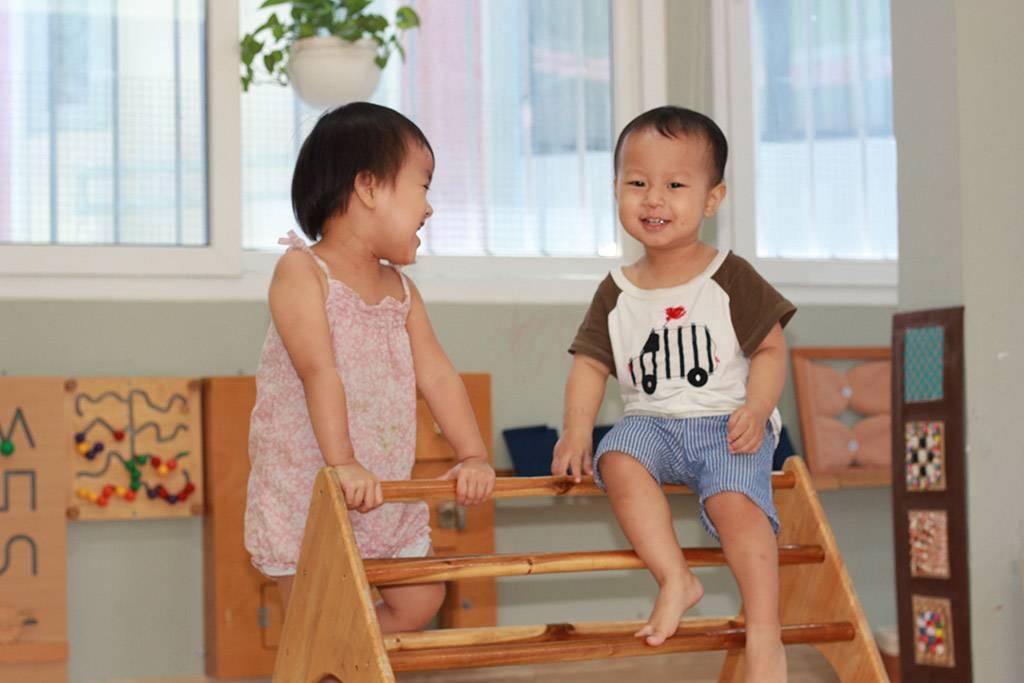 Giáo dục Montessori – Phương pháp vô giá