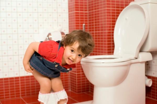 Tập cho bé tự đi vệ sinh một các đơn giản nhất